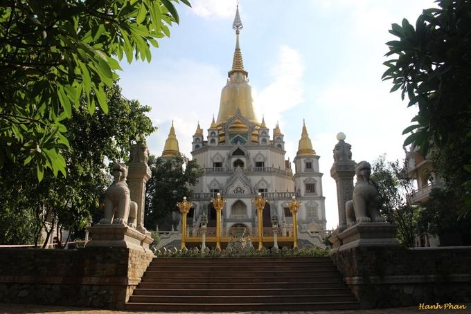 Gotama Cetiya, tuyệt tác bảo tháp ở Sài Gòn