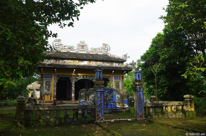 Nét đẹp rất Huế ở làng cổ Phước Tích