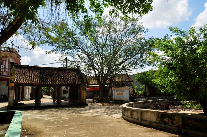 Vẻ đẹp thanh bình ở làng quê Cổ Chất