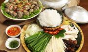 Lẩu ốc thả - món ăn tỉ mỉ của người Hà Nội