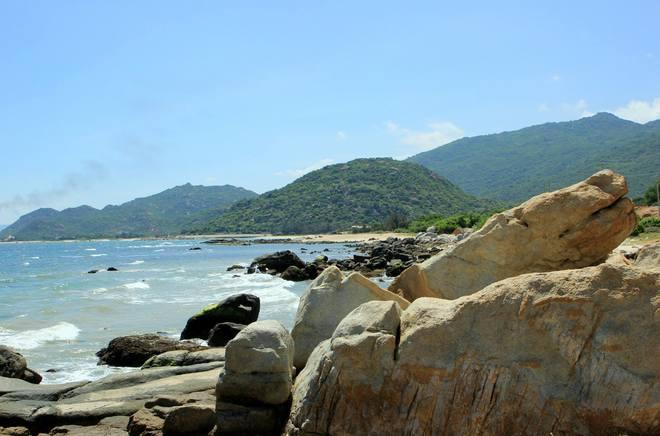 Nơi lưu giữ kỷ lục bãi đá nhiều màu nhất Việt Nam