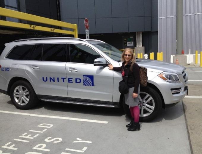 Dịch vụ có một không hai trong các sân bay Mỹ
