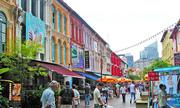 Nhập vai dân bản địa lang thang Singapore