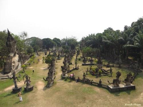 Toan canh cong vien tuong Phat 8958 3535 1422507331 Khám phá những thiên đường mua sắm cuối năm tại Châu Á