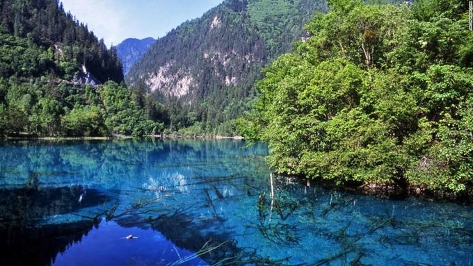 12 di sản thiên nhiên tuyệt mỹ của trái đất