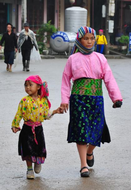 cho Tet 1532 1422937119 8578 1423191060 Khám phá những thiên đường mua sắm cuối năm tại Châu Á