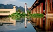 Không gian Tết thuần Việt tại Emeralda Resort Ninh Bình