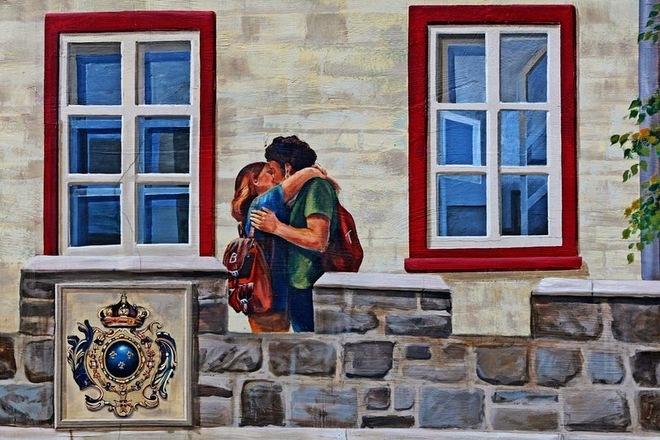 fresque des quebecois 1 5 1424453214 660x0 Khám phá những thiên đường mua sắm cuối năm tại Châu Á