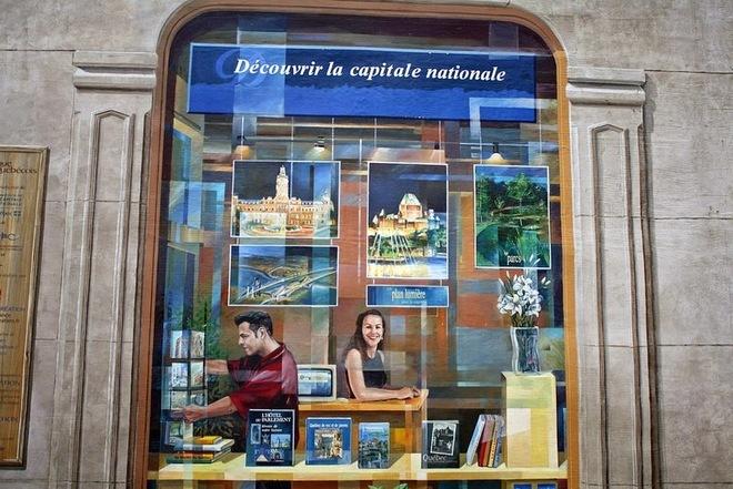 fresque des quebecois 4 6 1424453216 660x0 Khám phá những thiên đường mua sắm cuối năm tại Châu Á