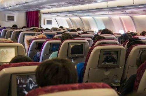 Tính cách qua cách chọn chỗ ngồi trên máy bay