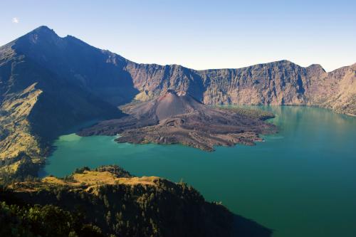 núi lửa rinjani