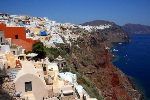 Thira Greece 4773 1425891115 Khám phá những thiên đường mua sắm cuối năm tại Châu Á