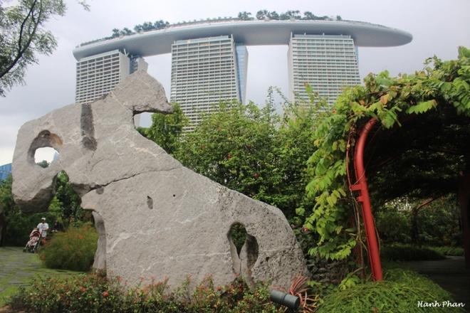 Vườn bên vịnh - kỳ quan nhân tạo của người Singapore