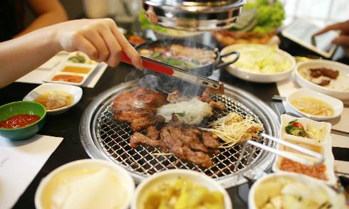Ba quán nướng Hàn Quốc cho hẹn hò cuối tuần ở Hà Nội