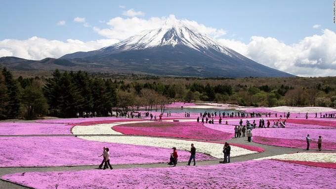 Những điểm đến tựa thiên đường của Nhật Bản