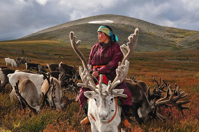 reindeer people hamid sardar afkhami 6 1428287659 660x0 Khám phá những thiên đường mua sắm cuối năm tại Châu Á