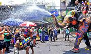 Songkran – lễ hội té nước lấy may của người Thái Lan