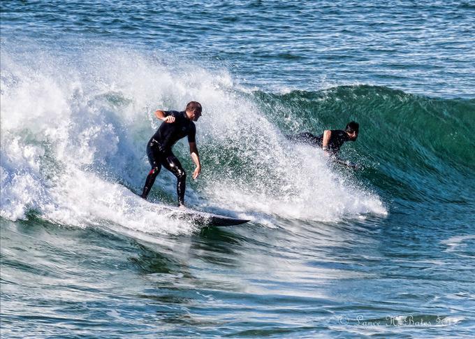 Những điểm lướt sóng ở châu Á Thái Bình Dương