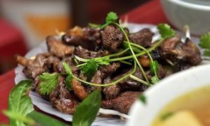 Địa chỉ ăn uống cho dân văn phòng ở Hà Nội