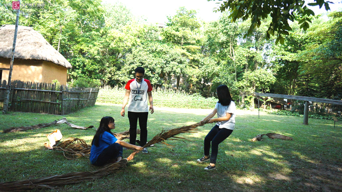 Trò chơi truyền thống của các quốc gia châu Á