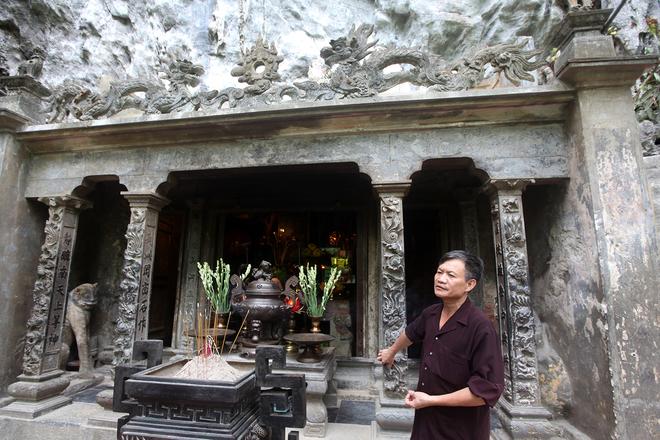Ý nghĩa hoa văn trên cột đá ở đền Trần