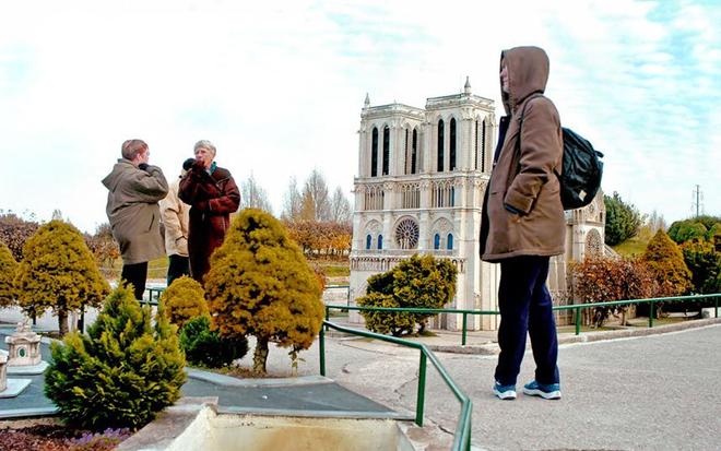 Những điểm đến ở Pháp hút khách không thua Eiffel