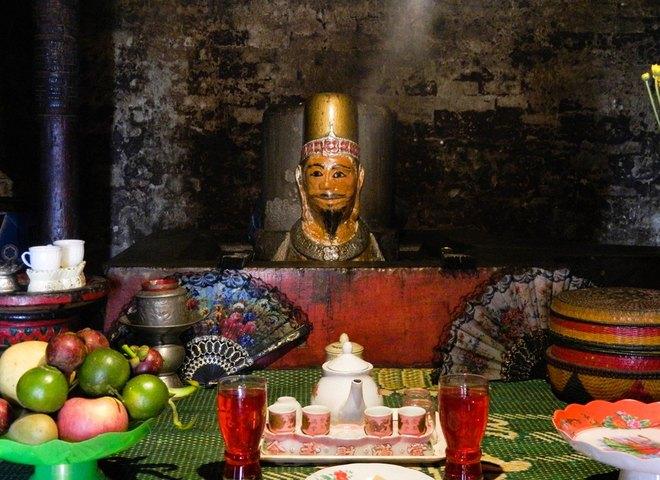 biểu tượng Mukha - Linga