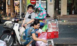 Một vòng trải nghiệm Sài Gòn trong chiều cuối tuần
