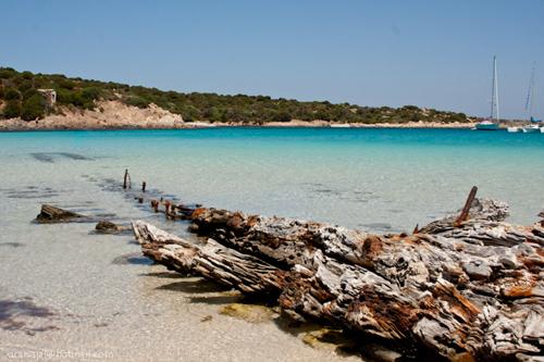 Spiaggia del Relitto, đảo Caprera, Sardinia, Italy Nằm ở phía nam đảo Caprera khi bạn vừa vượt qua khỏi bờ biển Sardinia, Spiaggia del Relitto là một vùng biển tuyệt đẹp vẫn còn lưu giữ nhiều nét bí ẩn của đất nước Italy. Với làn nước biển xanh như ngọc, cát trắng mịn và điểm nhấn là những con tàu gỗ bị đắm, tạo cho bạn nhiều không gian riêng tư để thưởng ngoạn.