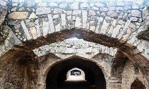 Pháo đài cổ dùng chất kết dính từ lòng trắng trứng và sữa