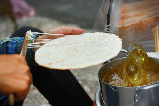 Những món ăn vặt Sài Gòn gợi nhớ tuổi thơ
