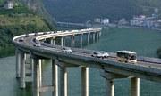 Trung Quốc xây đường cao tốc trên mặt nước