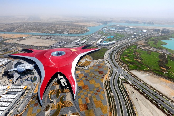 Ferrari World Abu Dhabi 1440494512 660x0 Sơn Đoòng đứng đầu điểm đến mới của thế kỷ 21