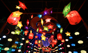 Đường đèn lồng hơn 1.000 m ở Đà Nẵng