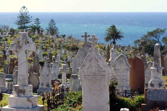Những nghĩa trang ấn tượng trên thế giới