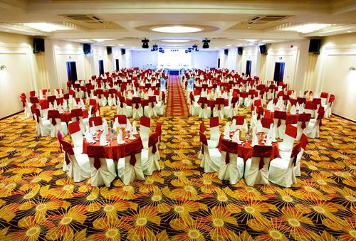 Thêm một nhà hàng tiệc cưới tại quận Tân Bình, TP HCM