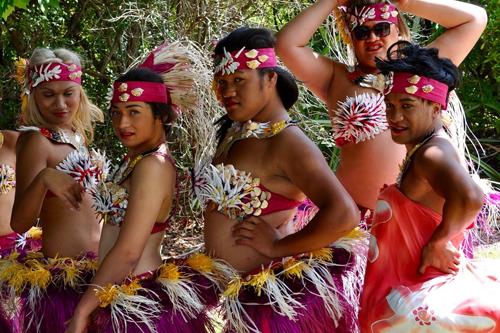 Tại Samoa, những người thuộc thế giới thứu 3 không hề bị kỳ thị.