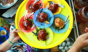 Ẩm thực đường phố Sài Gòn làm mê mẩn đầu bếp quốc tế