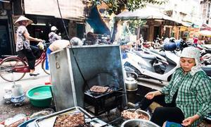 Hà Nội được mệnh danh là thiên đường ẩm thực