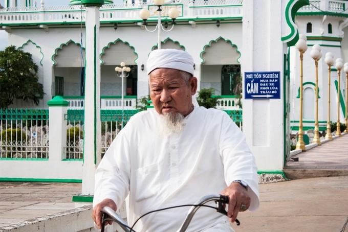 Những thánh đường Hồi giáo ở An Giang
