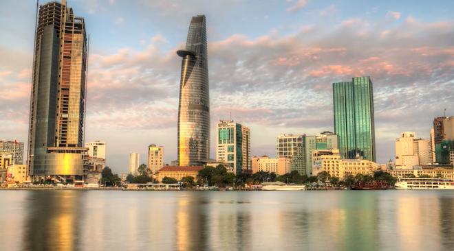 Việt Nam ấn tượng trong clip 30 giây quảng bá ở Anh