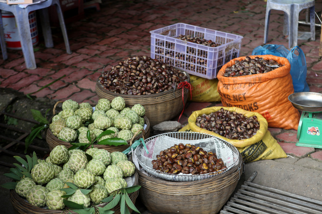 Hạt dẻ Trùng Khánh - món quà đặc sản ở Cao Bằng