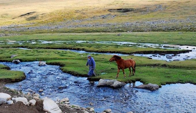 Lối sống du mục gần gũi thiên nhiên ở Mông Cổ