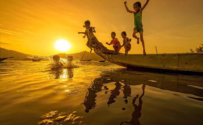 Hình ảnh Việt Nam xuất hiện trên báo Anh