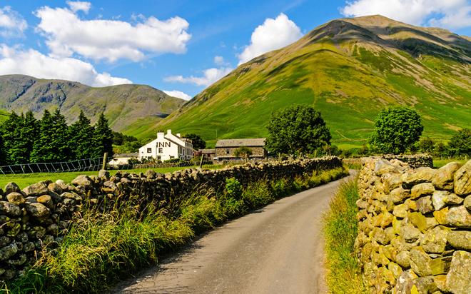 Những nơi cô đơn nhất Vương quốc Anh