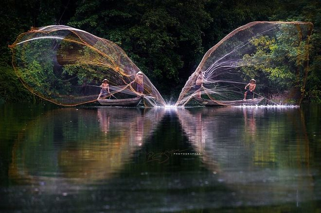 Vẻ đẹp Việt Nam trên báo Anh