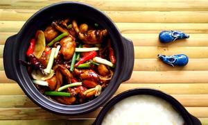 Cháo ếch Singapore - món ngon đổi vị cho buổi trưa