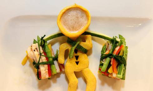 Món ngon 22 nước xuất hiện trong Liên hoan ẩm thực TP HCM
