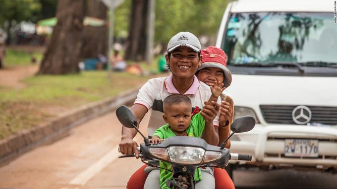 Phóng viên Mỹ tiết lộ bí quyết săn ảnh đẹp ở Campuchia