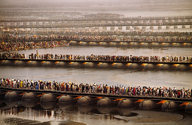 Sắc màu cuộc sống ở Ấn Độ
